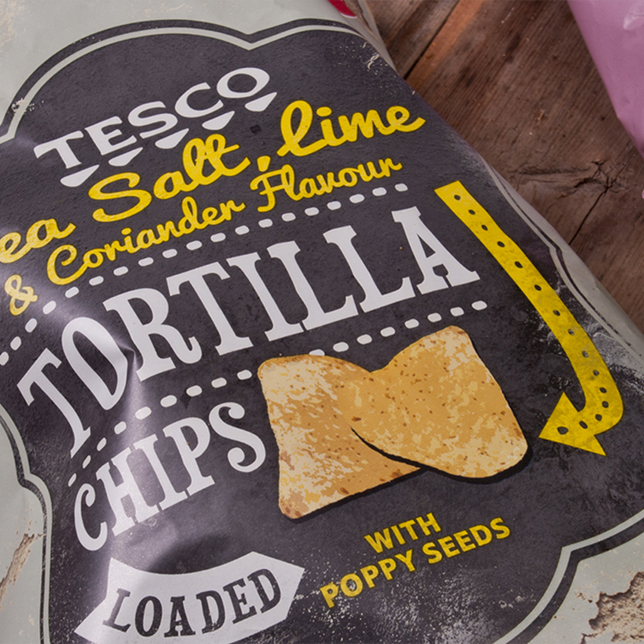 Tesco Tortilla Chips