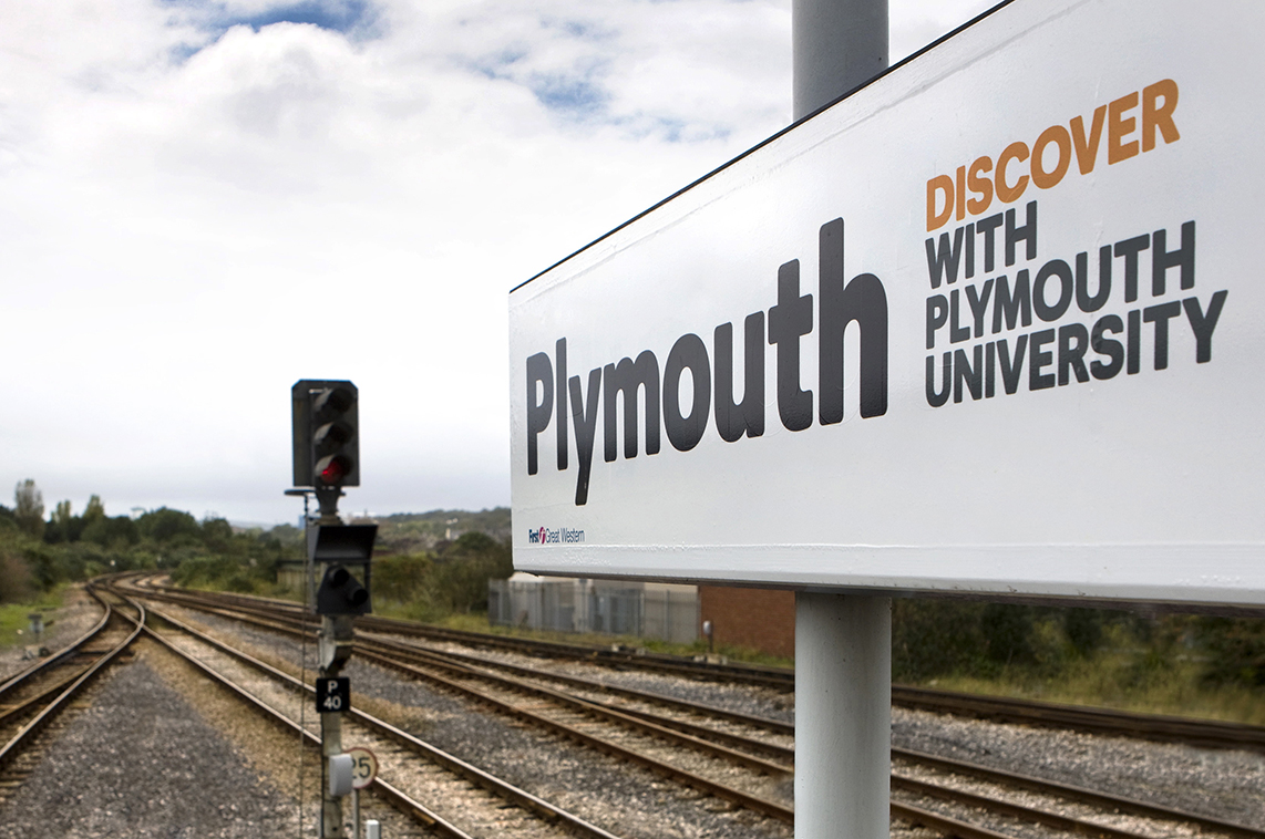 Plymouth Train Station